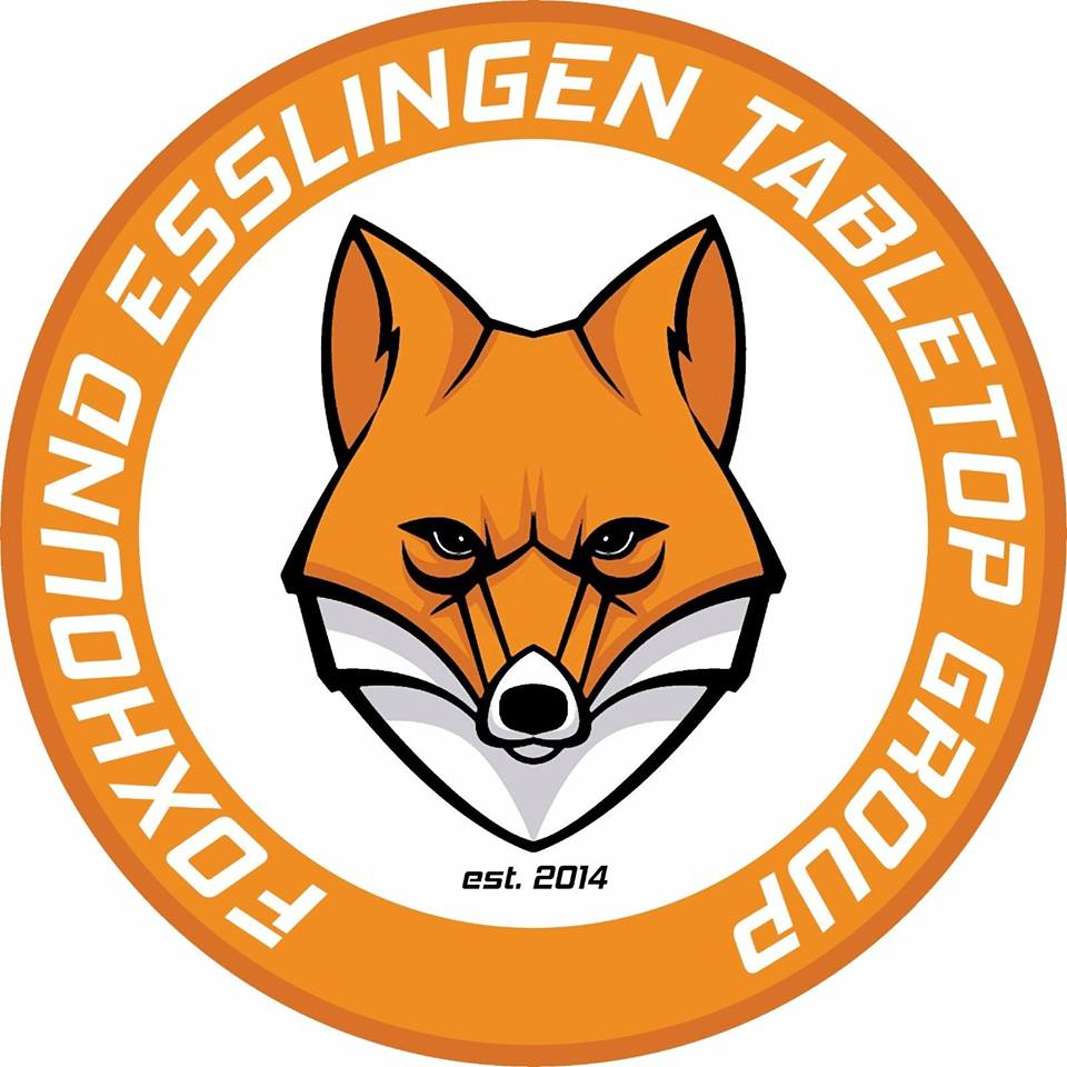 Foxhound Esslingen Tabletop Group Logo - arachNET.de