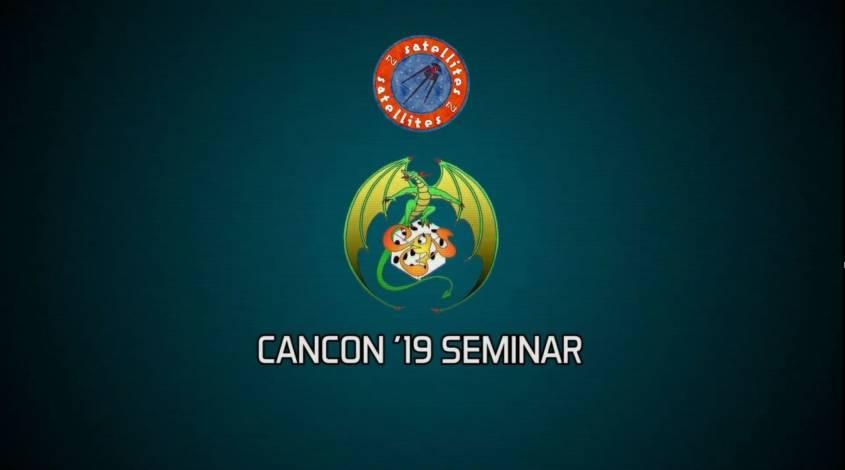Bostria's Cancon Video Seminar 2019 - arachNET.de
