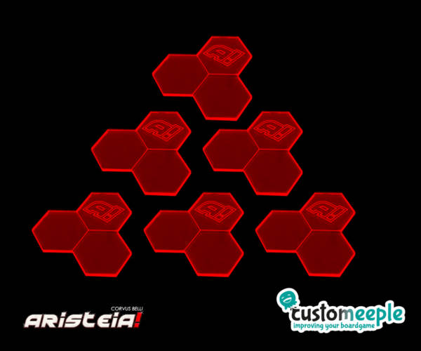 Aristeia - Customeeple - Ziggurats - arachNET.de