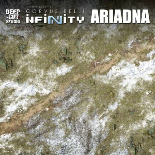 Deep-Cut Studio - Ariadna - arachNET.de