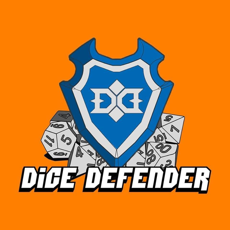 Dice Defender Logo - arachNET.de
