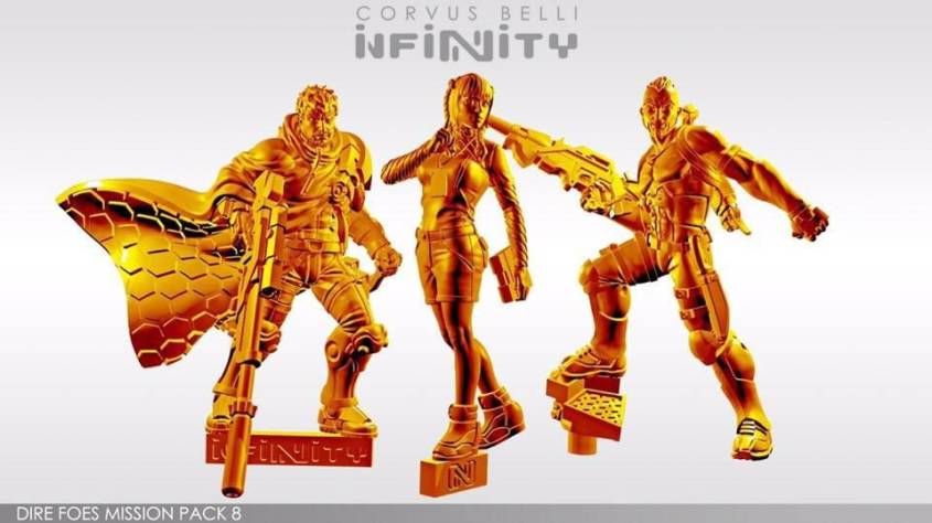 Infinity - Dire Foes 8 - arachNET.de
