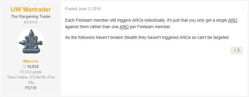 Infinity - FAQ - Stealth Fireteam - arachNET.de