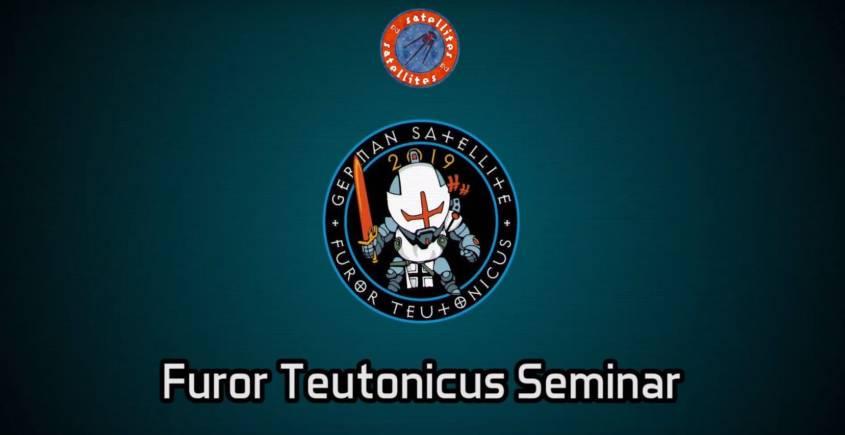 Infinity - Furor Teutonicus 2019 Seminar - arachNET.de