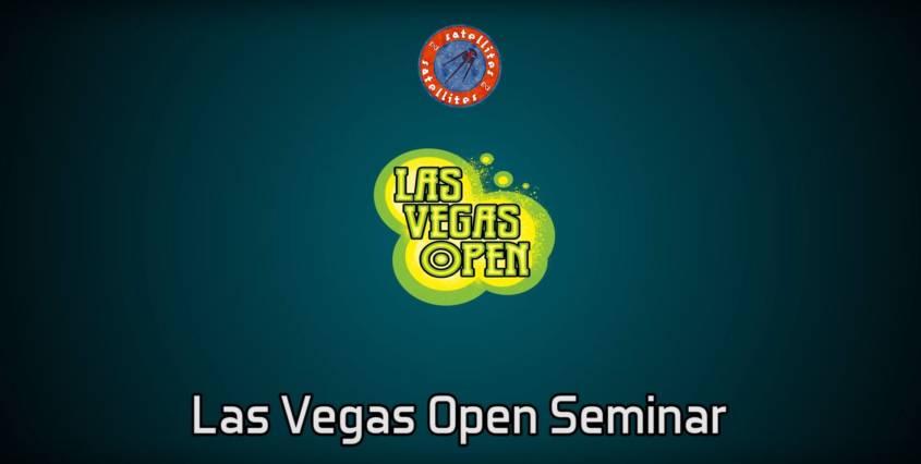 Infinity - Las Vegas Open 2019 Seminar - arachNET.de