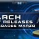 Infinity - März Releases - arachNET.de