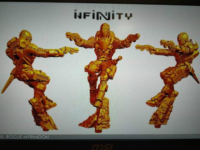 Infinity - Tunguska - Perseus - arachNET.de