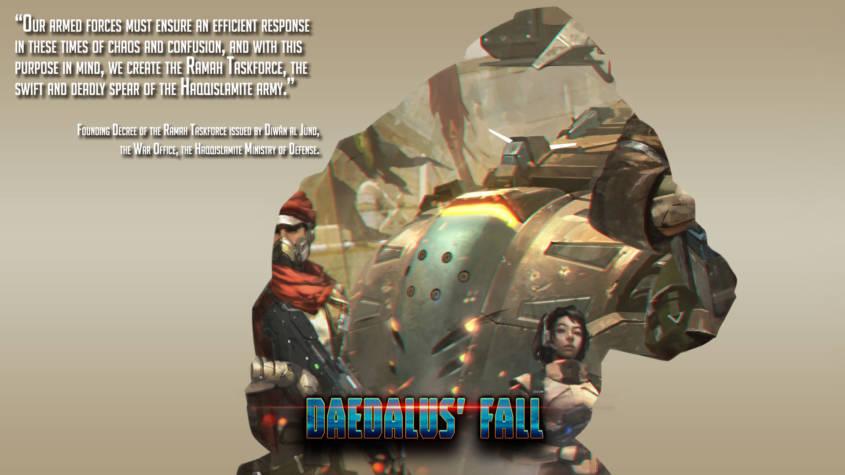 Infinity - Daedalus' Fall Teaser - arachNET.de