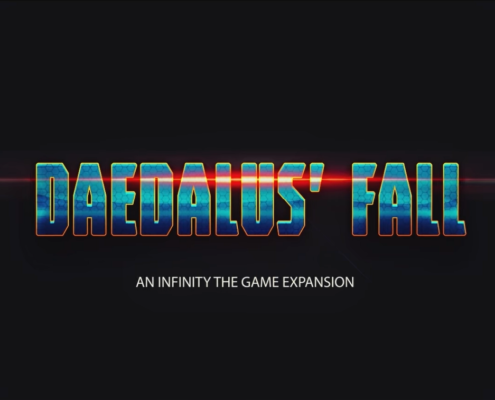 Infinity - Daedalus Fall - arachNET.de