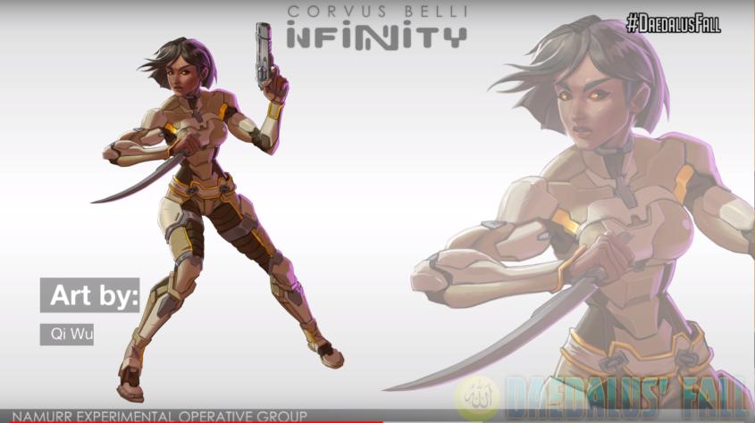 Infinity - Haqqislam - Namurr Experimental Operative Group Artwork - arachNET.de