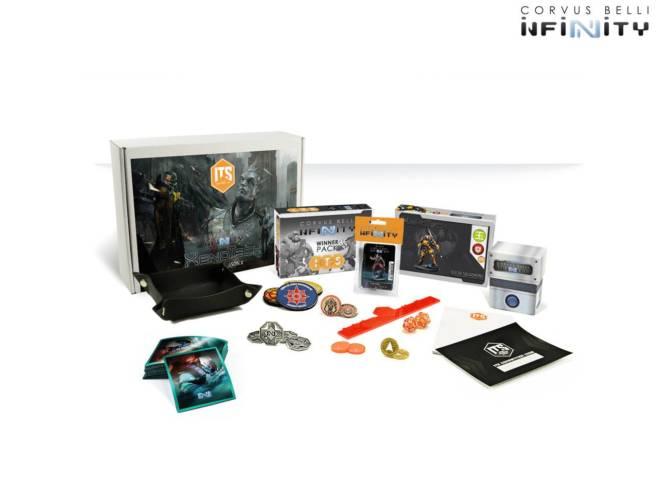 Infinity - ITS X Event Pack - arachNET.de