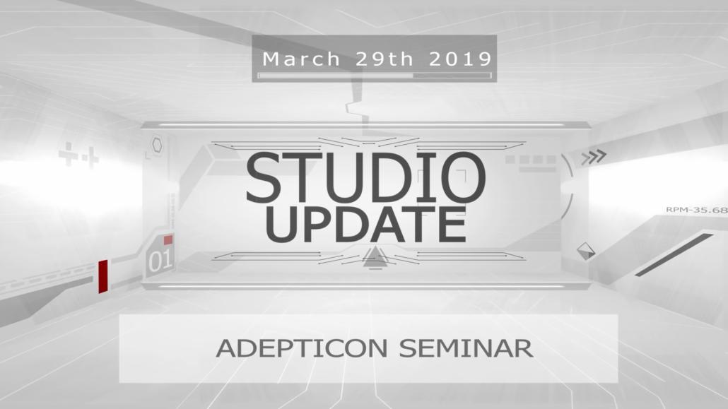 Infinity - Adepticon 2019 Seminar - arachNET.de