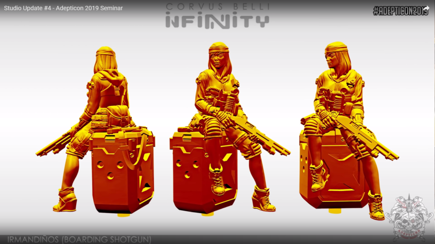 Infinity - Female Irmandino - arachNET.de
