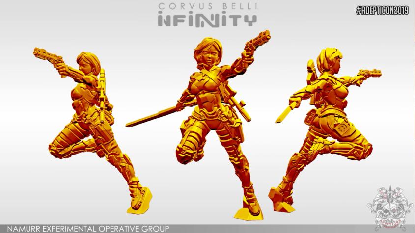 Infinity - Haqqislam - Namurr - arachNET.de