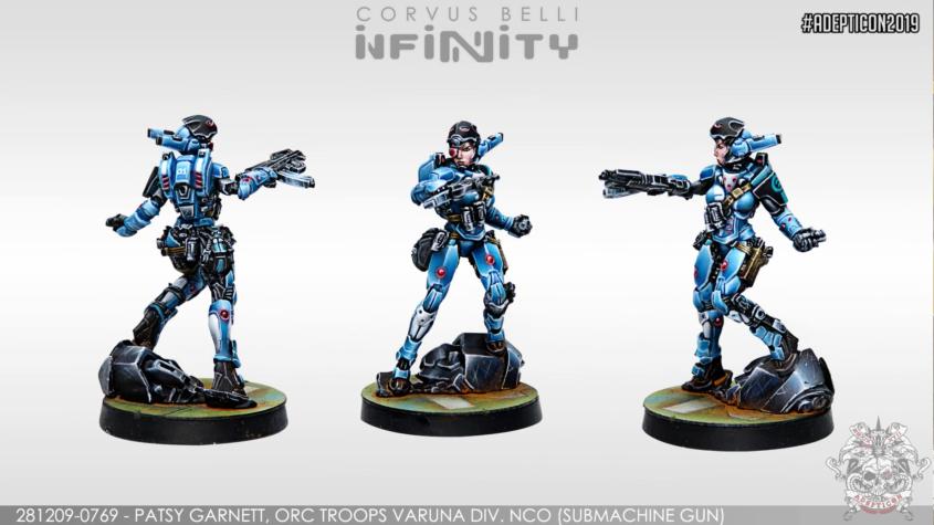 Infinity - Patsy Garnett - arachNET.de