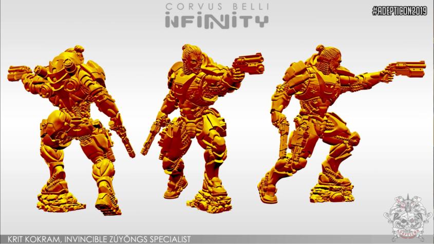 Infinity - Yu Jing - Krit Kokram - arachNET.de