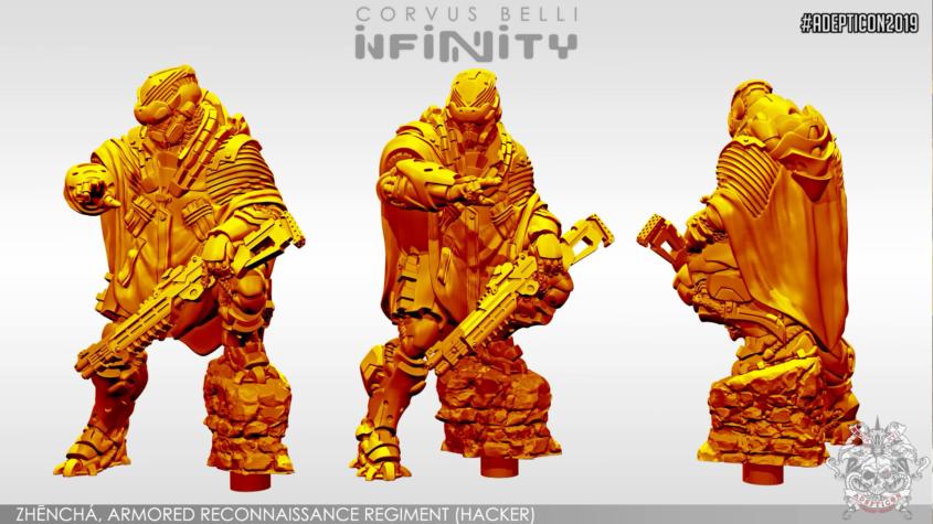 Infinity - Yu Jing - Zhencha - arachNET.de