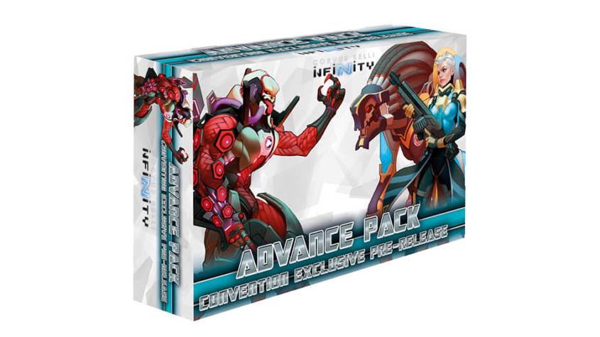 Infinity - Operation Wildfire Advance Pack - arachNET.de