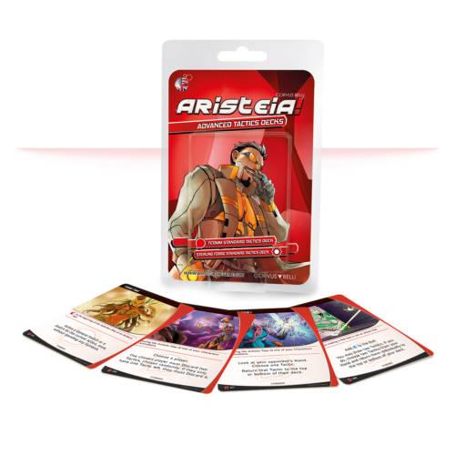 Aristeia - Advanced Tactics Decks - arachNET.de