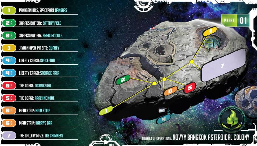 Infinity - Asteroid Blues - arachNET.de