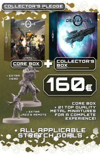Defiance - Collector's Pledge - arachNET.de