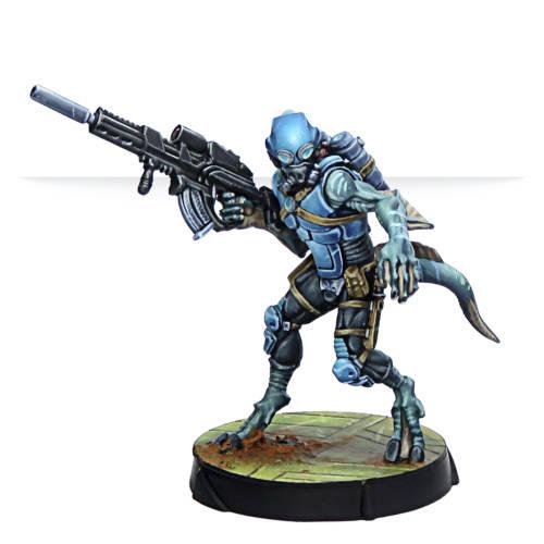 Infinity - Varuna - Helot Militia - arachNET.de