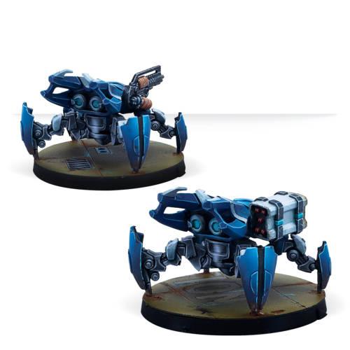 Infinity - PanOceania Dronbot Remotes Pack - arachNET.de