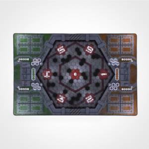 Txarli Factory - Coliseum Game Mat - arachNET.de