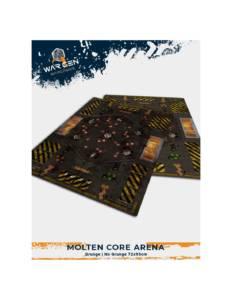 WarGen Wargames - Molten Core Arena - arachNET.de