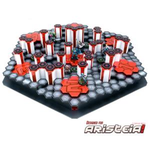 Warsenal - Ultimate HexaDome - arachNET.de