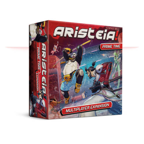 Aristeia - Prime Time Expansion - arachNET.de