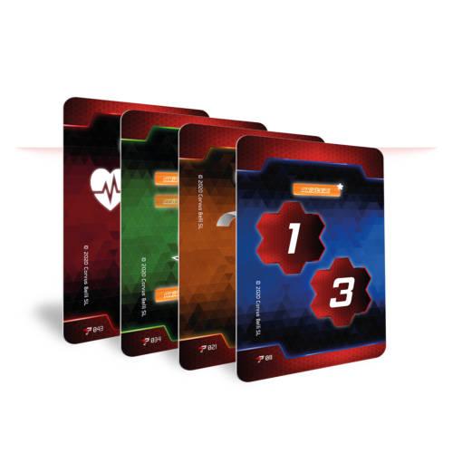 Aristeia - Prime Time Objective Cards - arachNET.de
