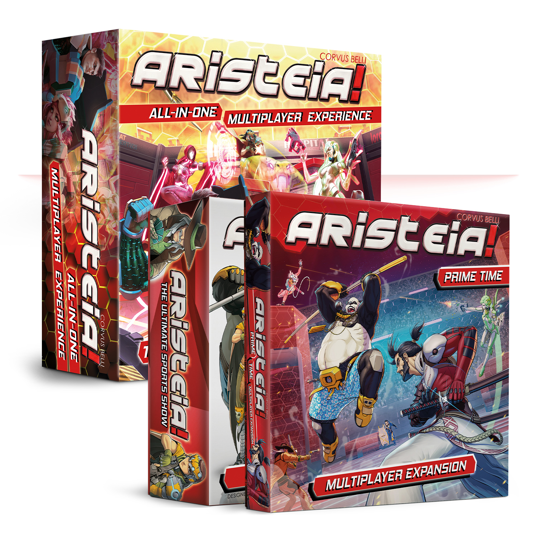 Aristeia! - Prime Time Bundle - arachNET.de