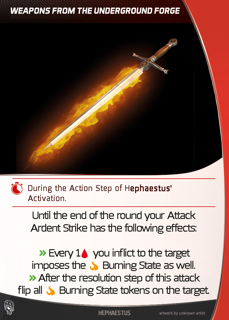 Hephaestus - Weapons from the Underground Forge - arachNET.de