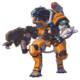Infinity - Yu Jing - Blue Wolf Mongol Cavalry - arachNET.de