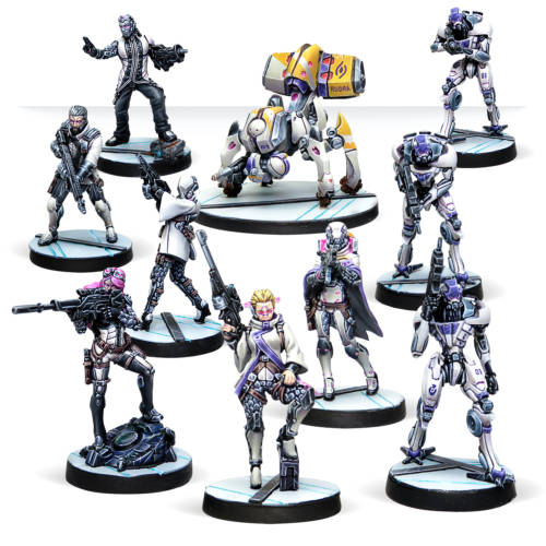 Infinity - ALEPH Operations Action Pack