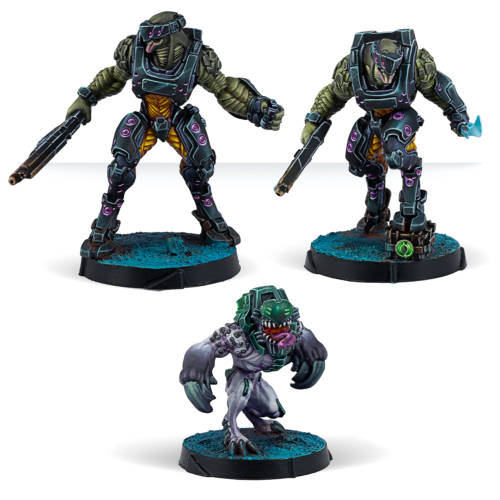 Infinity - Combined Army Jayth Cutthroats