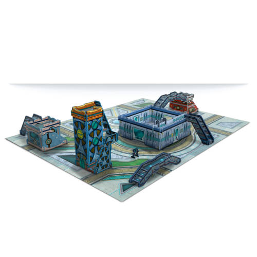Infinity - Sálvora Technopole Scenery Expansion Pack