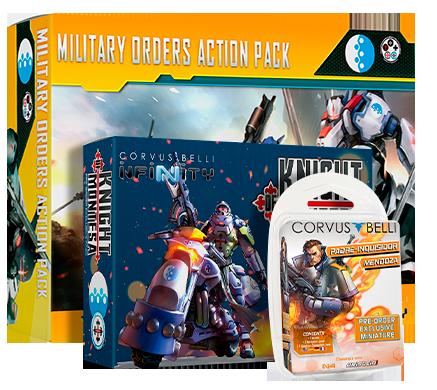 Infinity - Military Orders Bundle